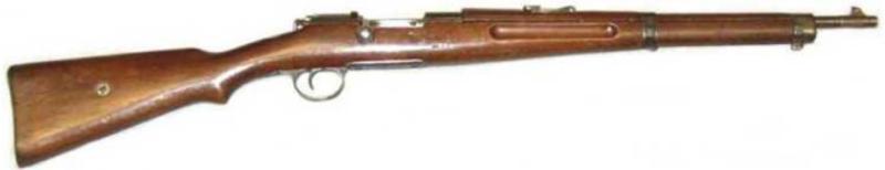 Карабин Mannlicher-Schoenauer 1903/14 Carbine