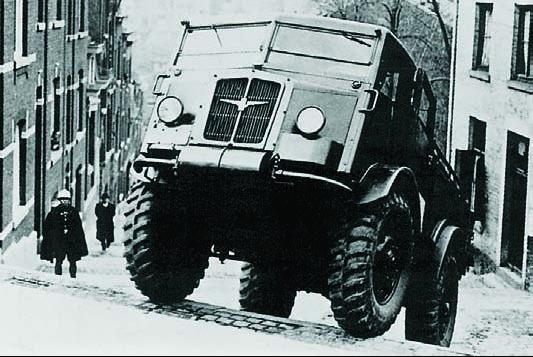 Грузовик  FN-63-C