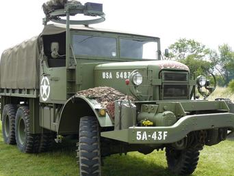 Бортовой грузовик Mk-NO-7