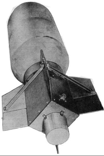Управляемая корректируемая бомба VB-1 Azon