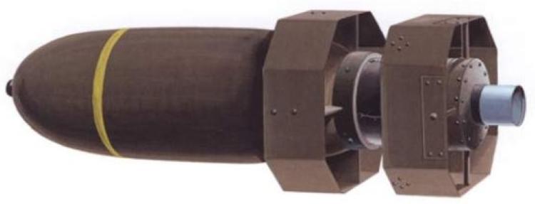 Управляемая корректируемая бомба VB-3 Razon