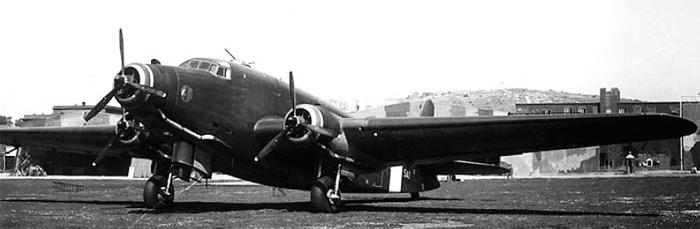 Бомбардировщик SM.82