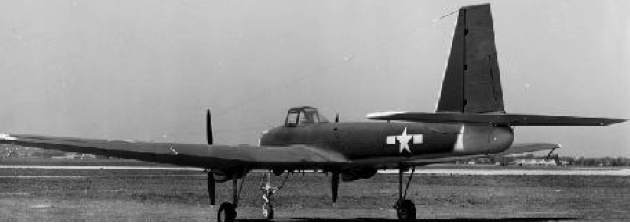 Беспилотный бомбардировщик Interstate TDR-1