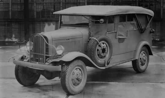 Автомобиль Marmon-Herrington ТН 300-4