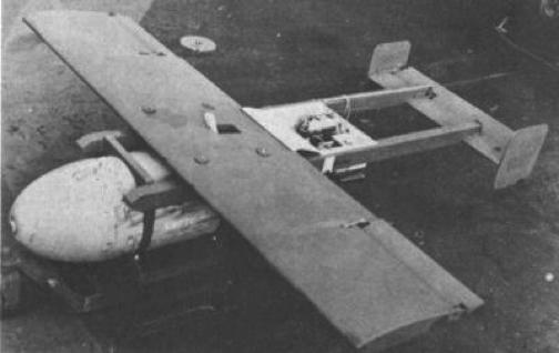 Планирующая бомба Aeronca GB-1