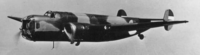 Бомбардировщик Fokker T.V