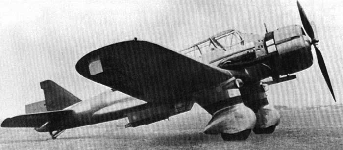 Бомбардировщик PZL Karas P-23