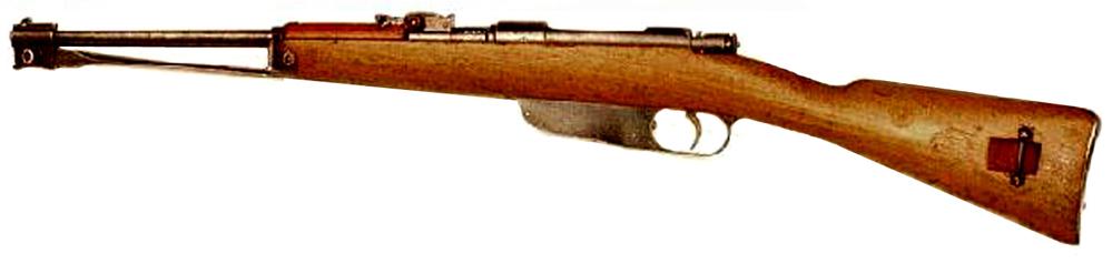 Карабин Carcano M-1891