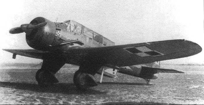 Бомбардировщик PZL Karas Р-23В