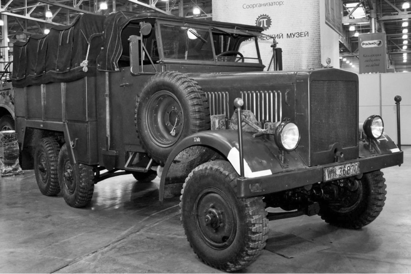 Грузовик MAN Einheits-Diesel