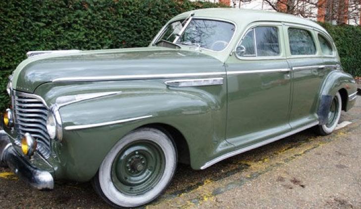 Автомобиль Buick Century Series 60