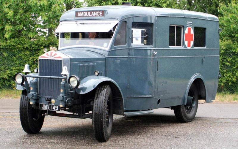 Санитарная машина Albion АМ-463
