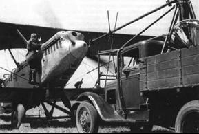 Авиационный стартер АС-1 на базе ГАЗ-АА