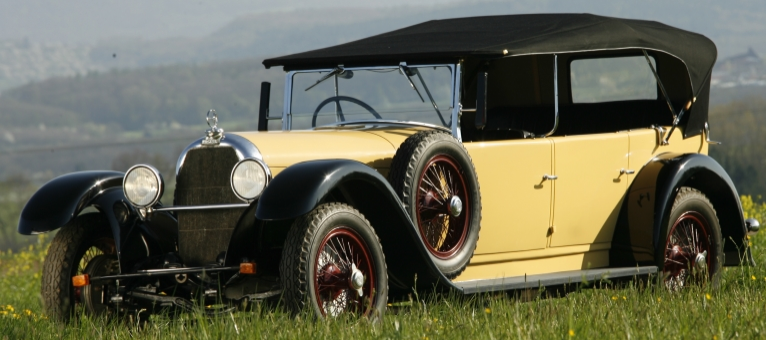 Автомобиль Austro-Daimler ADR 12/70 НР