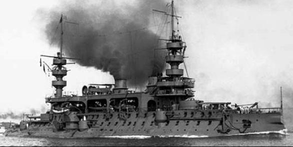 Линейный корабль «Bretagne»