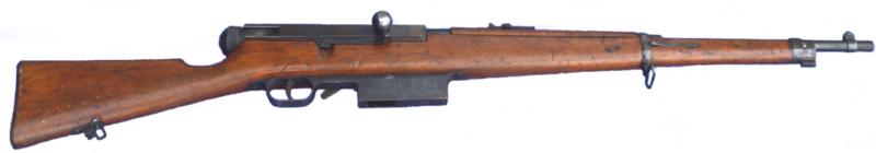 Полуавтоматическая винтовка MTB 1925