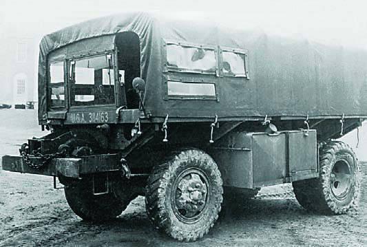 Грузовик Studebaker LC