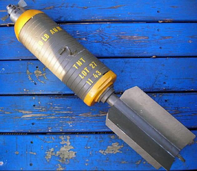 Осколочная бомба AN-M-41