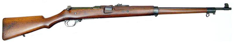 Винтовка Ross Mk-II