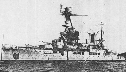 Линейный корабль «Lorraine»