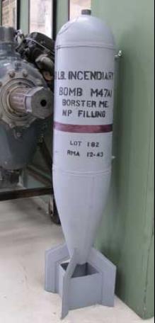 Химическая авиабомба M-47A1