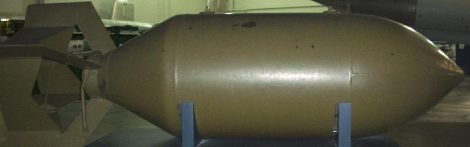 Фугасная авиабомба AN-M-56