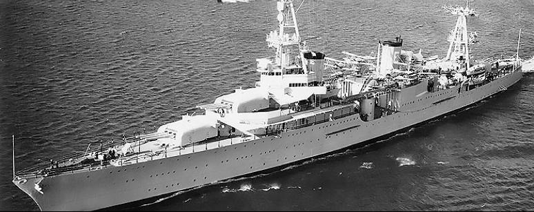 Тяжелый крейсер «Houston» (СА-30)