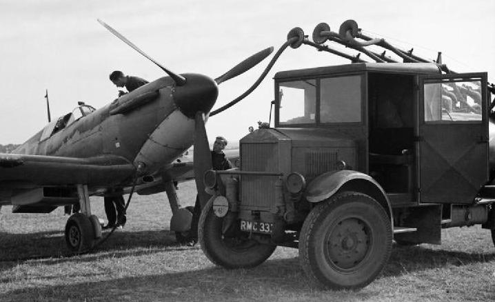 Топливозаправщик Albion АМ-463
