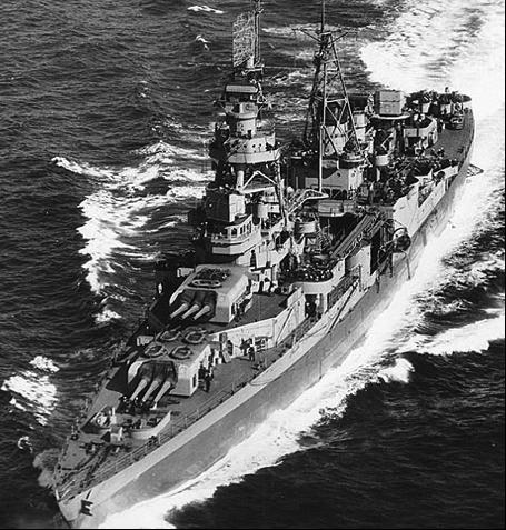 Тяжелый крейсер «Augusta» (СА-31)