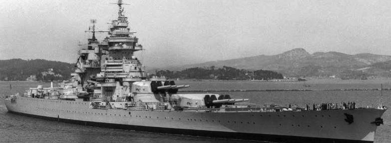 Линейный корабль «Richelieu»