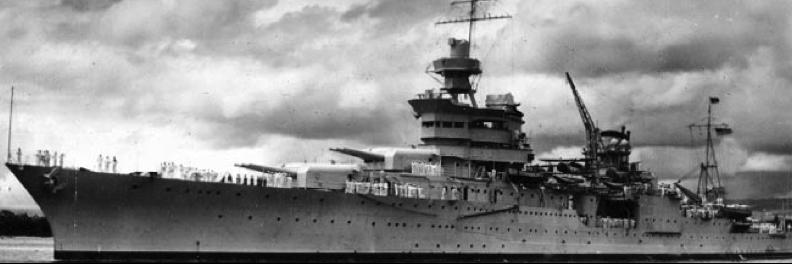 Тяжелый крейсер «Indianapolis» (СА-35)