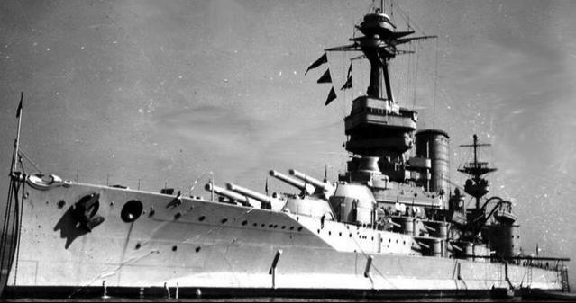Линейный корабль   «Almirante Latorre» («Canada»)