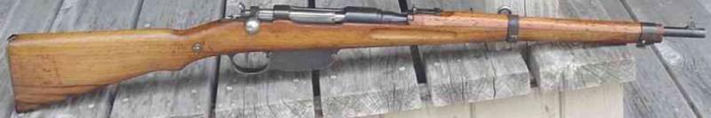 Карабин Mannlicher M-95/30
