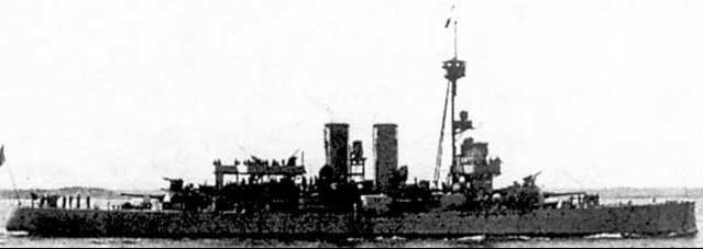 Броненосец береговой обороны «Aran»