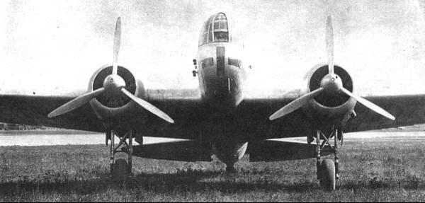 Бомбардировщик ДБ-3