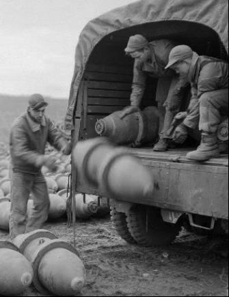 Фугасно-осколочная бомба AN-M-64