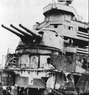 Тяжелый крейсер «New Orleans» (СА-32)