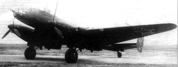 Бомбардировщик - Ер-2 2М-30Б