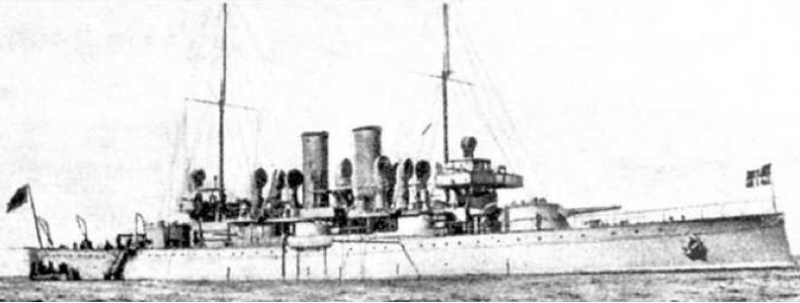 Броненосец береговой обороны «Manligheten»