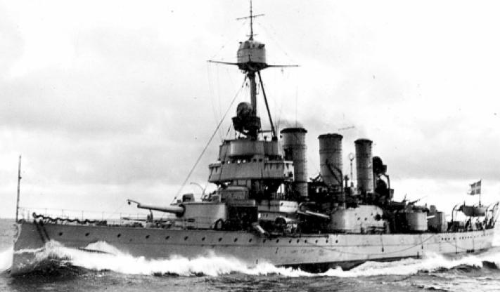 Броненосец береговой обороны «Oscar-II»