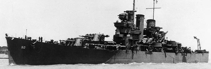 Тяжелый крейсер «San Francisco» (СА-38)
