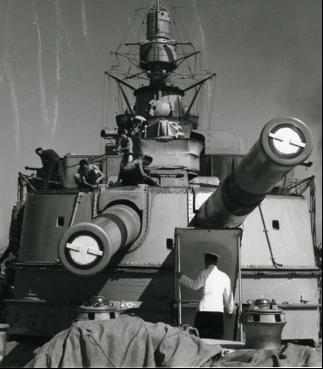 Броненосец береговой обороны «Sverige»
