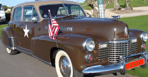 Автомобиль Cadillac Fleetwood 60-S
