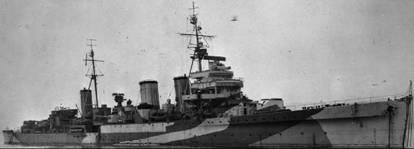 Легкий крейсер  «Enterprise»