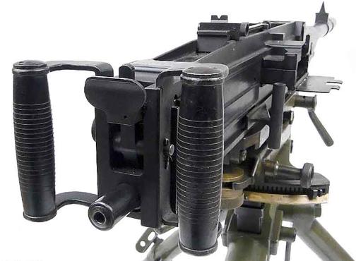 Станковый пулемет Breda M-1937