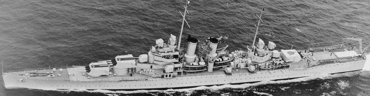 Тяжелый крейсер «Wichita» (СА-45)