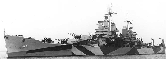 Тяжелый крейсер «Baltimore» (СА-68)