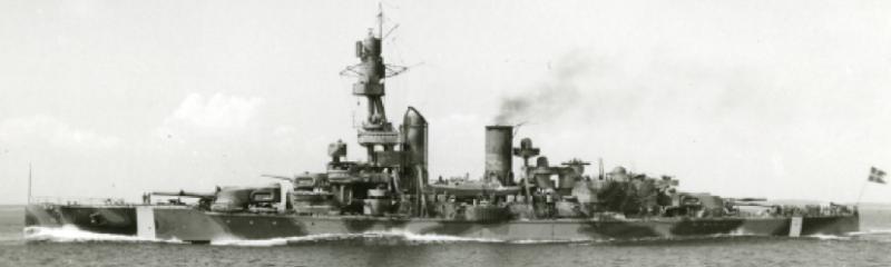 Броненосец береговой обороны «Drottning Victoria»