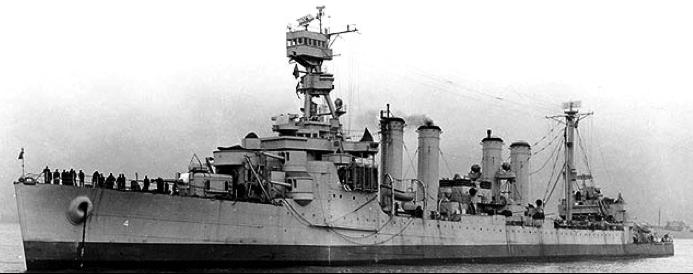 Легкий крейсер «Omaha» (CL-4)