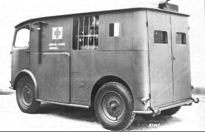 Фургон Citroёn TUC